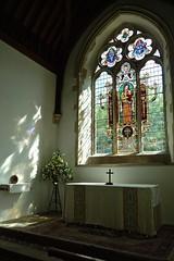 Burnham Westgate, St Mary the Virgin, Norfolk - Stained Glass Windows
