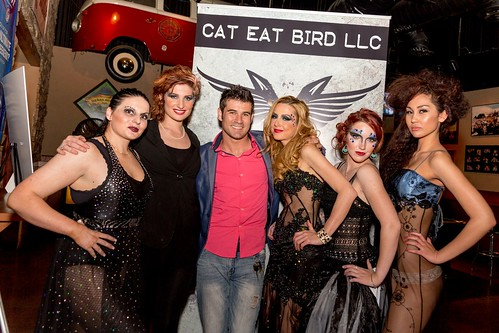 Cat Eat Bird Company Opening