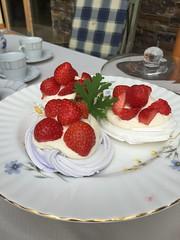 Strawberry Meringue Supper Club