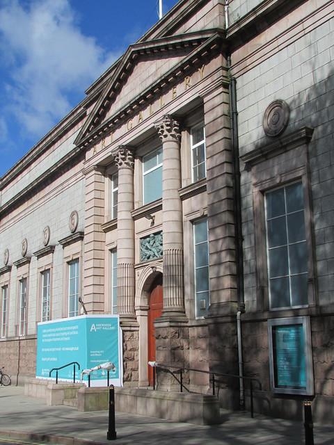 Header of Aberdeen Art Gallery