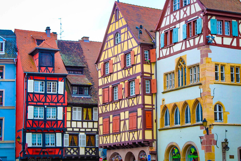 Things to do in old town colmar the fairy tale village for Colmar pictures