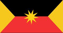 SAMARAHAN FLAG