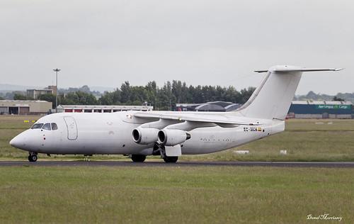 B463 - BAe 146-300QT