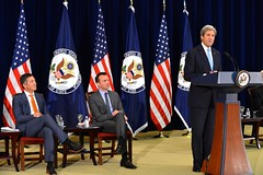 Secretary Kerry Delivers Remarks at the State Department's