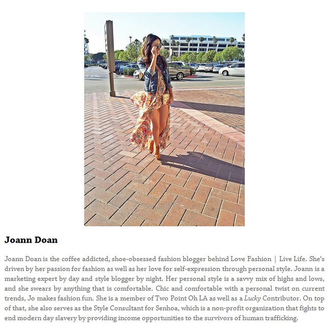 fashion fluencer locale magazine joann doan love fashion live life fashion blogger