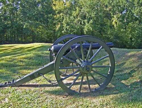 union cannon vicksburg