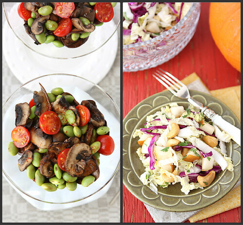 Healthy Salad Recipes | cookincanuck.com #recipe #salad