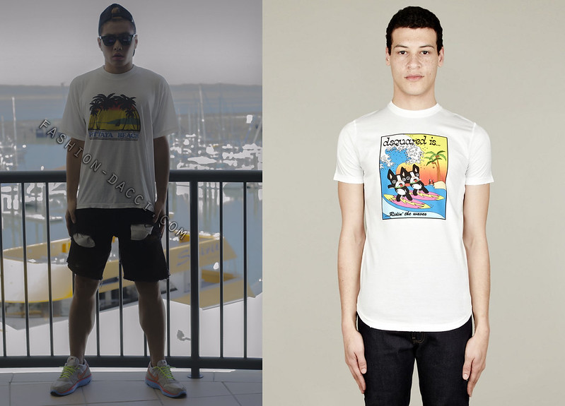 asos thai travel t-shirt副本副本