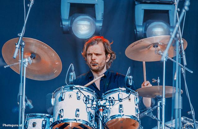 Bevrijdingsdag 2013 drummer