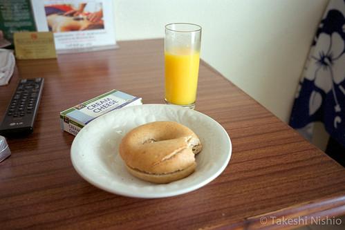朝食 / Breakfast