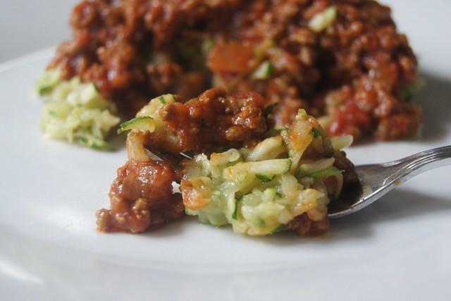 zucchini bolognese DSC01251