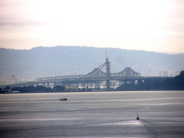 Bay Bridge and Treasure Island