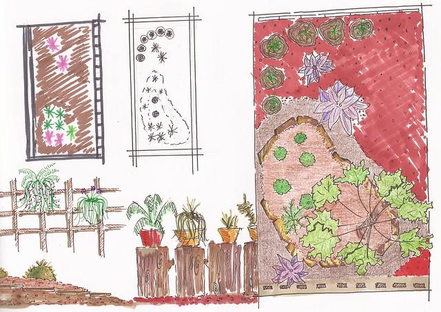 Remodelación jardín