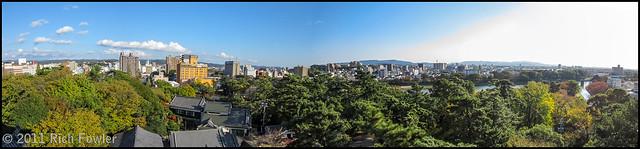 Okazaki Panorama