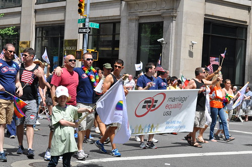 2012 - Gay Pride Parade (New York, NY)