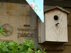 Greenwich Ecology Park -breathing places