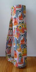 Buddha yoga bag