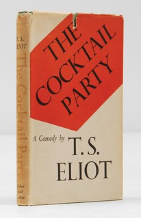 The Cocktail Party by T.S Elliot first edition Peter Harrington Masterpiece london