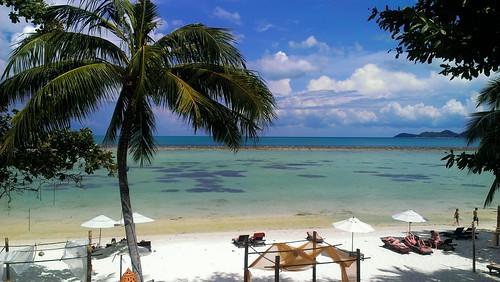 Koh Samui Chaweng Beach サムイ島 チャウエンビーチ