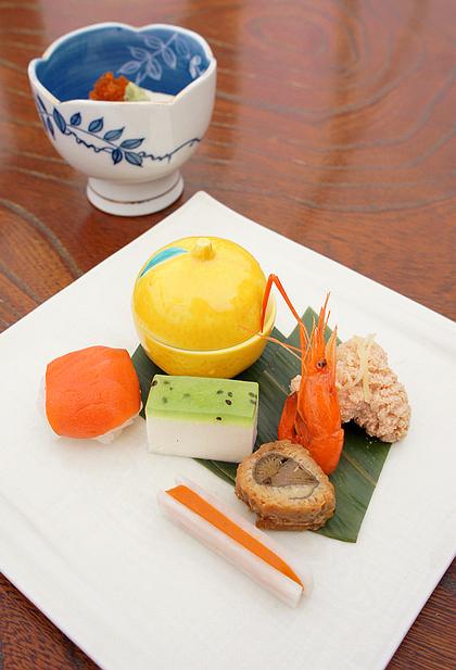 京都美食納涼床11