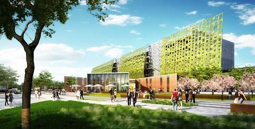 Футуристический кампус Samsung появится в Силиконовой долине