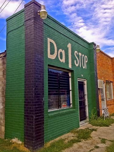 Da1Stop, Nelson Street, #Greenville, #Mississippi - v5974