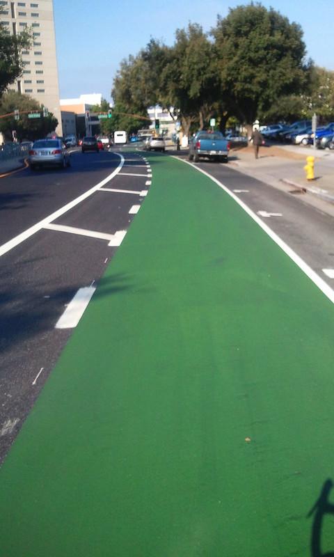 Hedding Street bikeway San Jose
