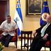 Secretary General Met with the President of El Salvador