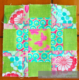 Tula City Sampler Block 4 | by SqueekCrafts
