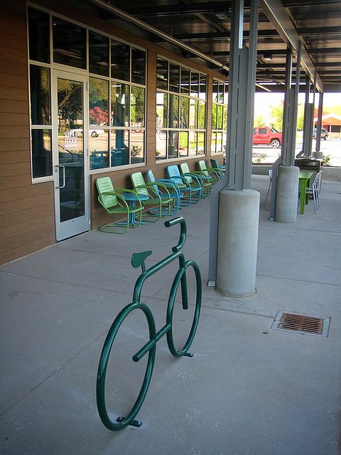 Bike Rack Greatness