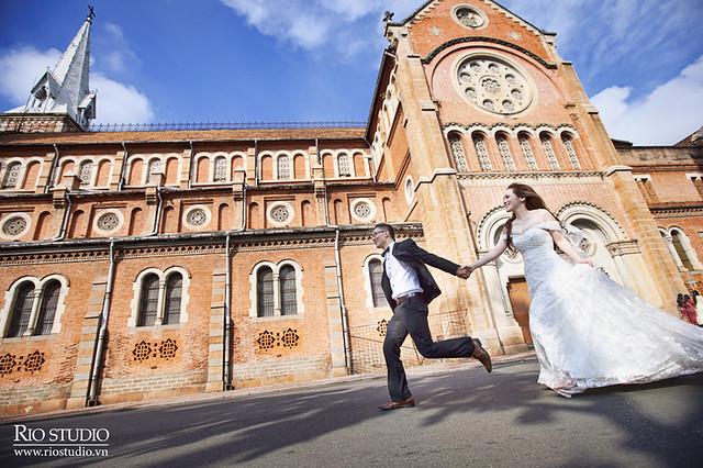 Ảnh cưới Thành - Trúc (Sài Gòn)