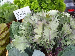 Black Kettle Farm kale