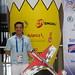 Cali World Games FAI AeroMusicals pilot Andres Leoni ( Spain)