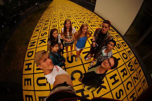 BBB13 Gruppenfoto der Werkstatt Digitalfotografie