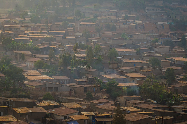Roofs of Kigali