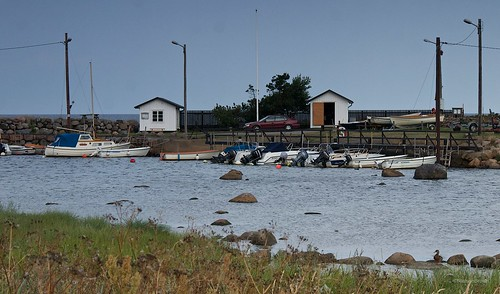 Lervik Harbour