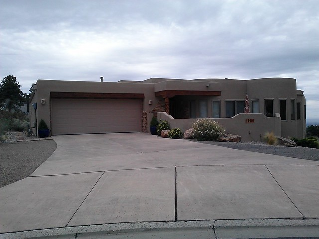 breaking bad - hank & marie schrader's house