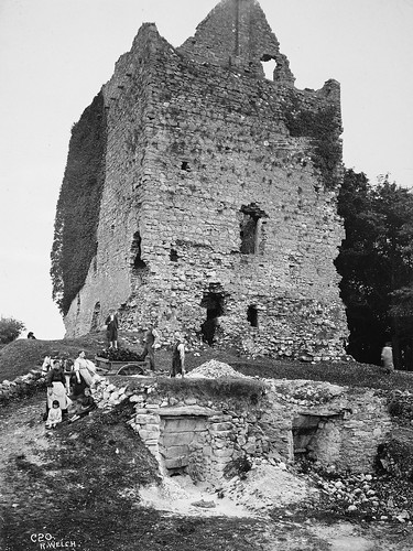 Dunmore Castle, Galway