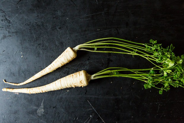 Parsley Root, from Food52