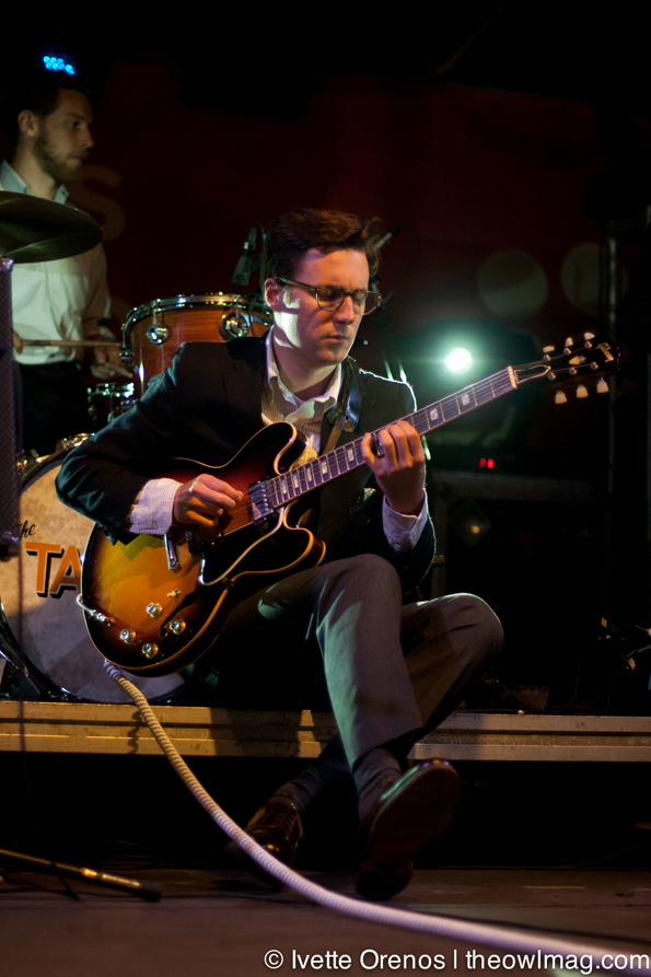 Nick Waterhouse @ Twilight Concert Series, Santa Monica, Ca 8/22/13