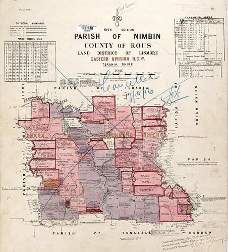 Parish of Nimbin 1915