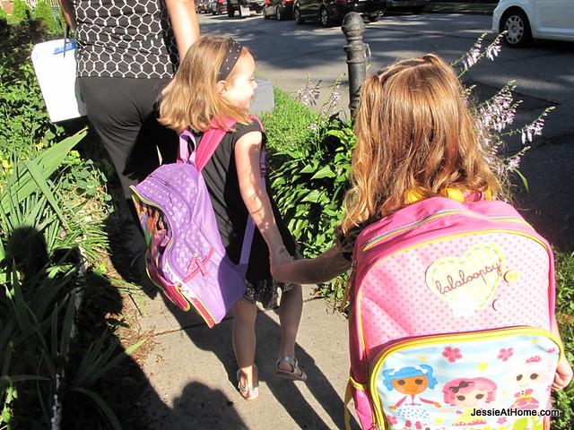 Kyla-found-a-friend-on-thw-way-to-school