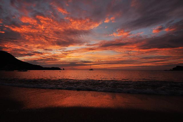 Sunset of my heart