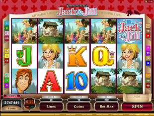 Rhyming Reels - Jack and Jill Slot Machine Online ᐈ Microgaming™ Casino Slots