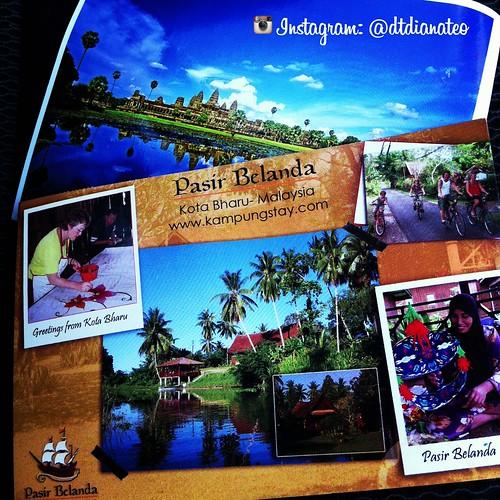Postcard 23 - Kota Bahru