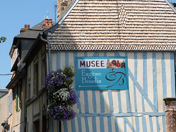 musée eugène Boudin