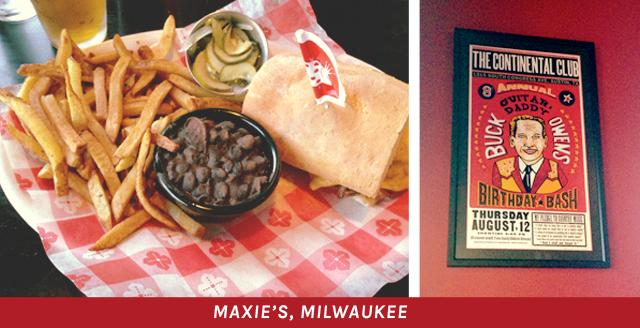 Maxie's