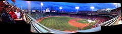 Fenway Left Field