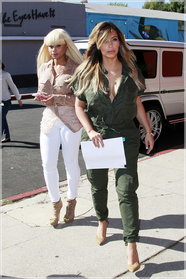 Blac-Chyna-and-Kim-Kardashian-have-lunch2
