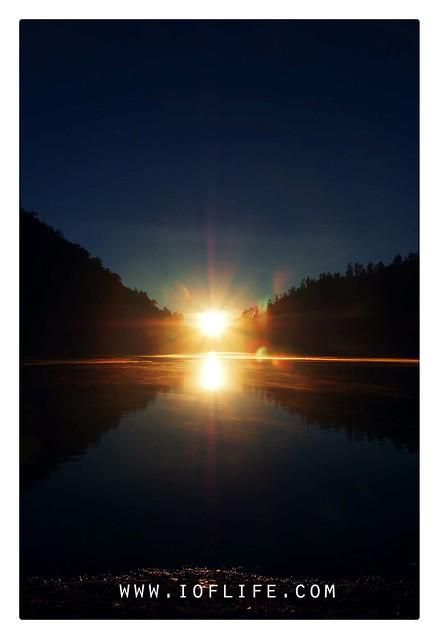 Sunrise ranu kumbolo 1